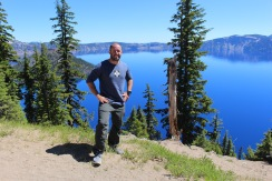 M22 made it to Crater Lake