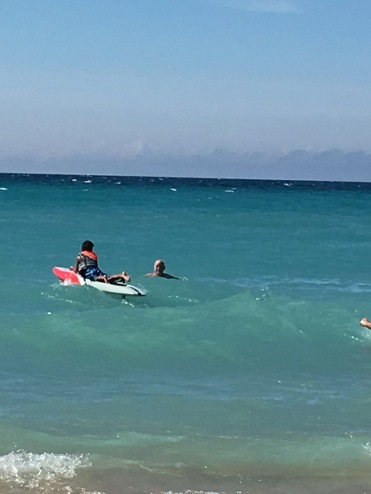 Surftech Prone Sprint Board