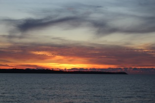 Sleeping Bear Point at Sunset