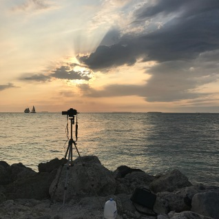 Working on my Time Lapse Shots