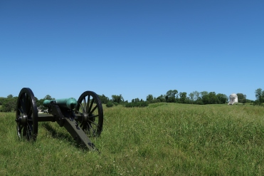 Checked out a historic Civil War Battlefield in Vicksburg MS