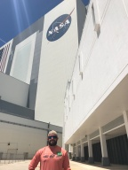 Private NASA Tour had me completely geeked out